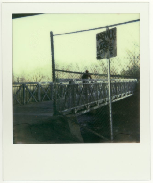 Polaroid 635CL, Impossible Project Color Protection film, Ottawa/Gatineau 2013.